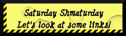 Caution Saturday Shmaturday