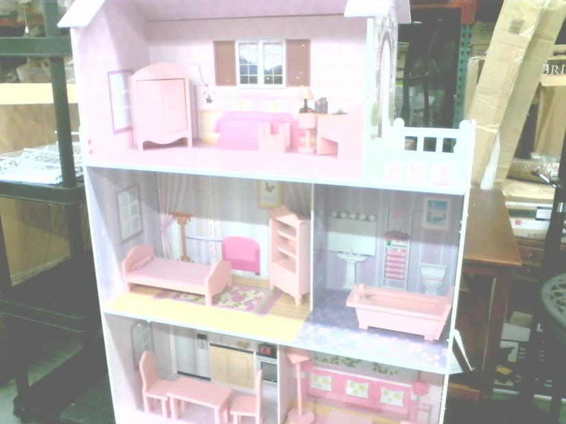Dollhouse at work