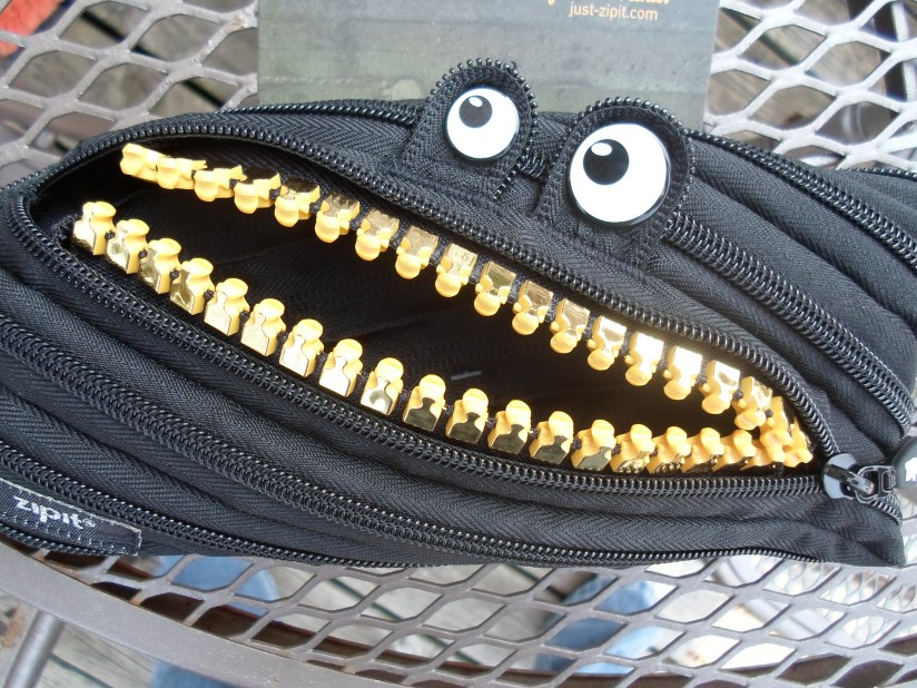 Kiddo's New Pencil Pouch