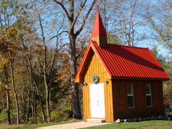 Hell, MI even has its own wedding chapel so you can tell your friends and family,