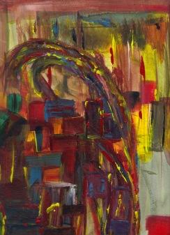 Falling by Juli Hoffman