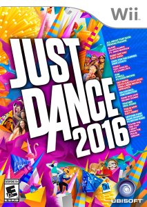 Just dance wii 2016