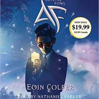 Book Review: Artemis Fowl by Eoin Colfe