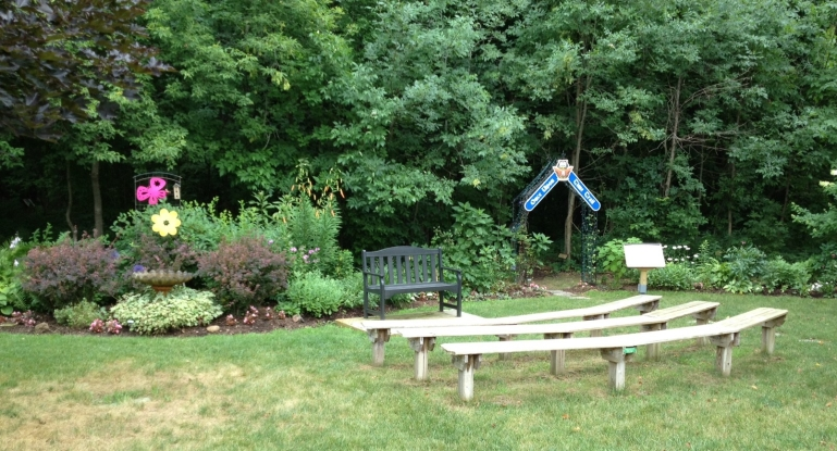 Library Garden Part 2 – Roundabout Forty