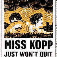 Book Review: Miss Kopp Just Won't Quit by Amy Stewart