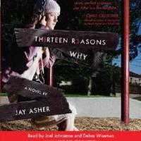 Book Review: Thirteen Reasons Why by Jay Asher  #BannedBooksWeek