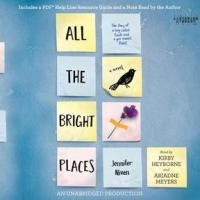 Book Review: All the Bright Places by Jennifer Niven #BannedBooksWeek