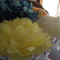 Coffee Filter Flowers!