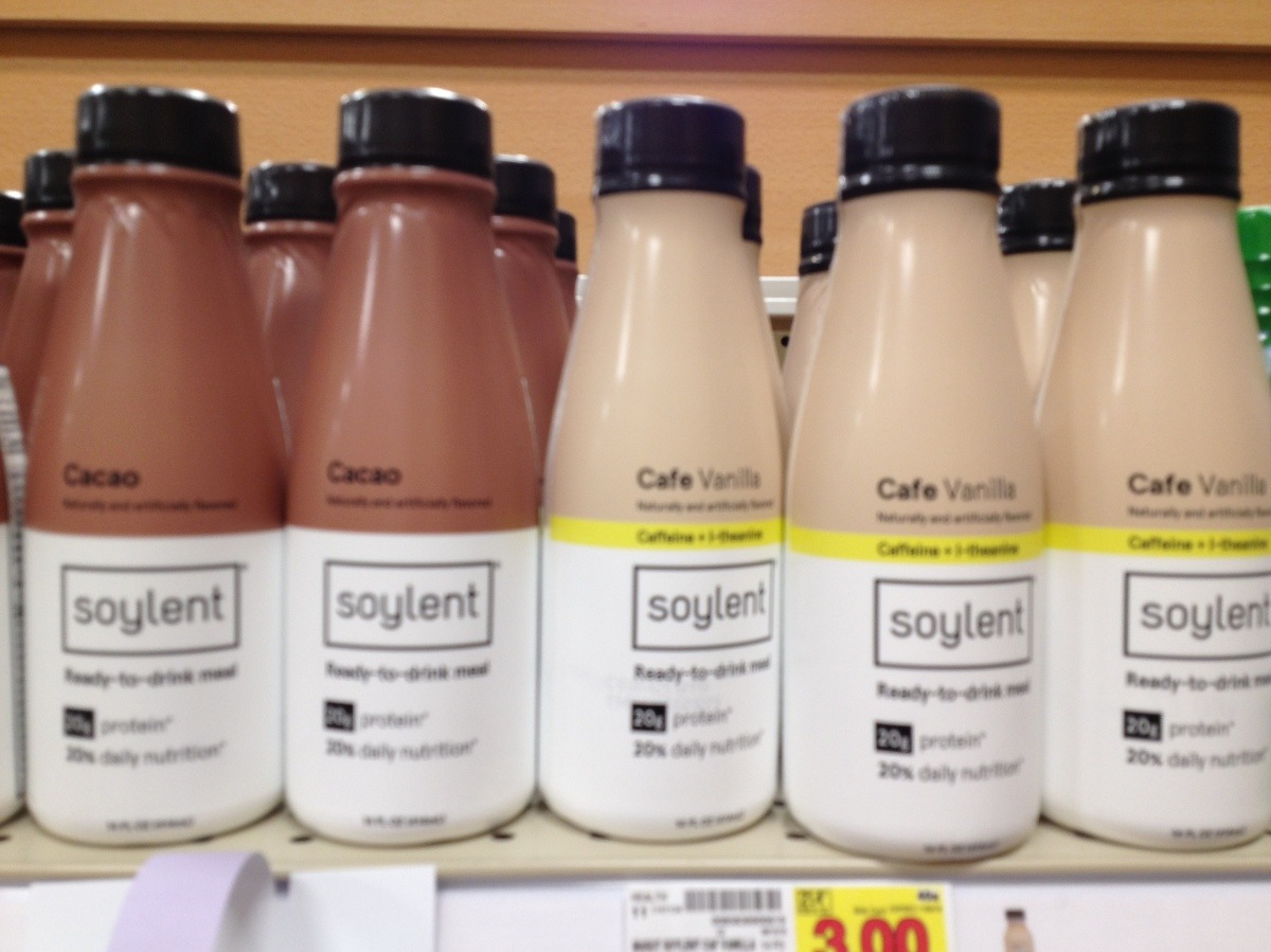 Soylent? Really?? This is a THING???