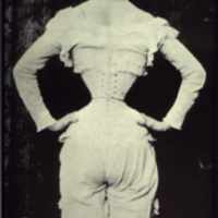 How Victorians and Edwardians Faked Their Tiny Waists!