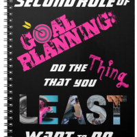 Second Rule of Planning Goals: Do the Thing That You Least Want to Do #Productivity #Goals