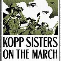 Book Review: Kopp Sisters on the March by Amy Stewart