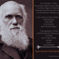 Even Darwin Had Bad Days